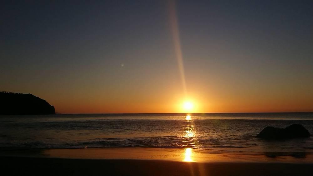 Relax, meditace s oceánem – Světelné vlákna
