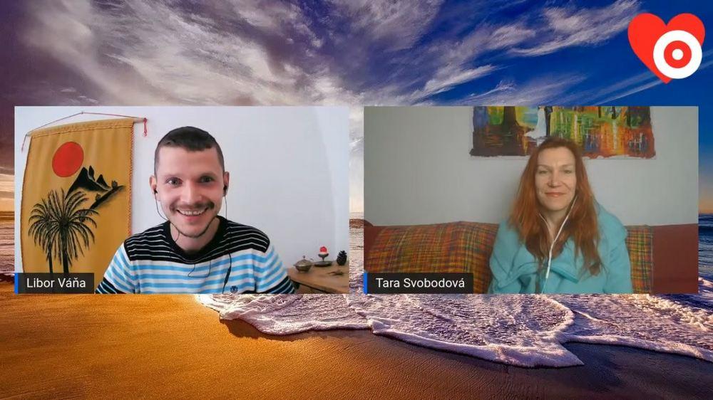 ŽIVĚ: Libor Váňa a Tara Svobodová – naše cesty k uzdravení vztahu s rodiči