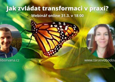 Jak zvládat transformaci v praxi? (záznam webináře)